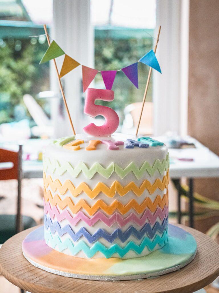 Childrens birthday cake suffolk