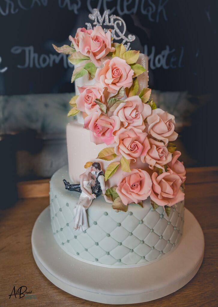Thetford Wedding Cake
